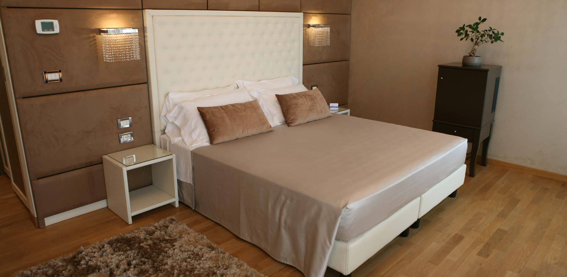 Le camere | Club Family Hotel Michelangelo